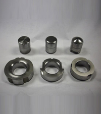 Core, Cavity, Coin Ring and Punches