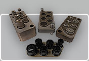 Mold Design & Manufacturing of 46 Cavity Production Mold Assembly